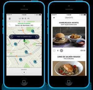 UberEATS App