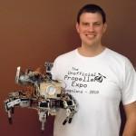 Robot prospero