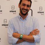 Mateo Fernandez, de Fooquo, en la aceleradora Orizont