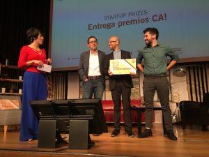 CA! startup prizes