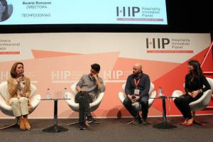 Hospitality Innovation Planet - La despensa digital: digitalización del restaurante y food waste en HIP2018