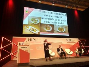 Hospitality Innovation Planet: La despensa digital: digitalización del restaurante y food waste en HIP2018