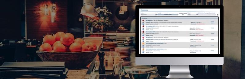 MAPAL Software Digitalización Restaurante