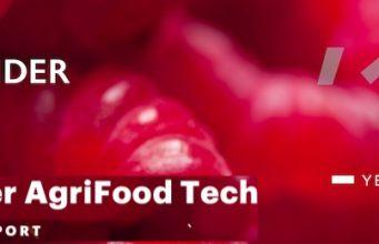 Inversión Food Tech 2018 AgFunder TechFoodMag