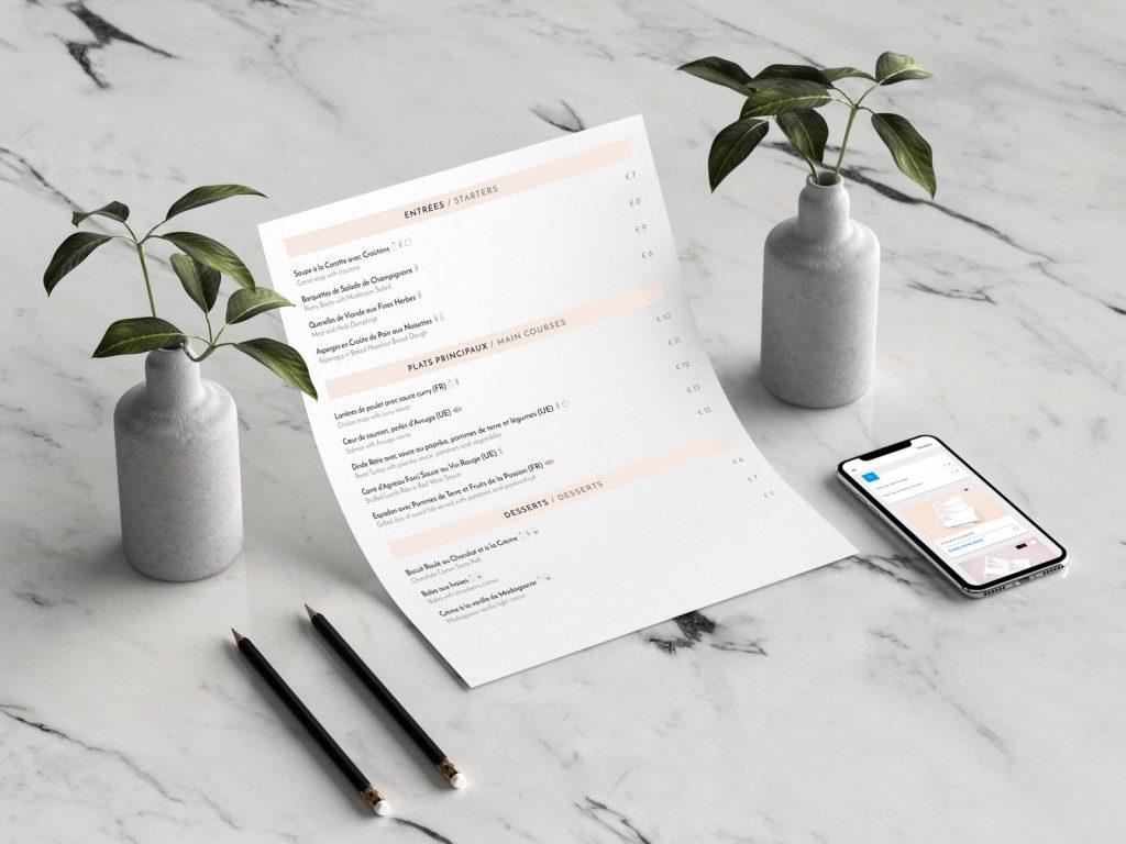 Alergenos en el restaurante-Menutech-Techfoodmagazine