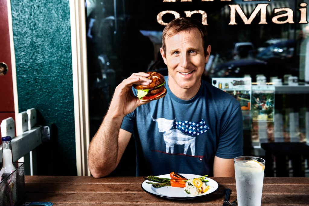 Ethan Brown fundador y CEO de Beyond Meat