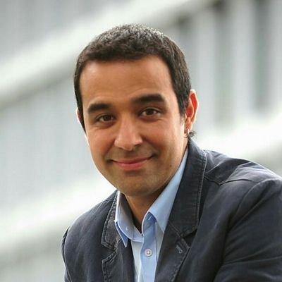 Adrián Ferrero, co-fundador y CEO de Biome Makers