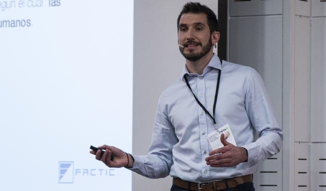 Jornada Personalización CNTA-Adriá Quintana, Co-Fundador y CEO de FACTIC