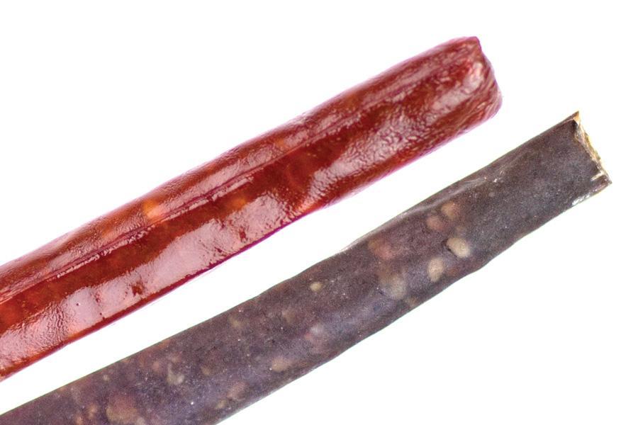 Cherky, sticks de proteína - snack carnico