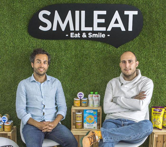 Smileat: Alberto Jiménez San Mateo (CEO), Javier Quintana (CEO)