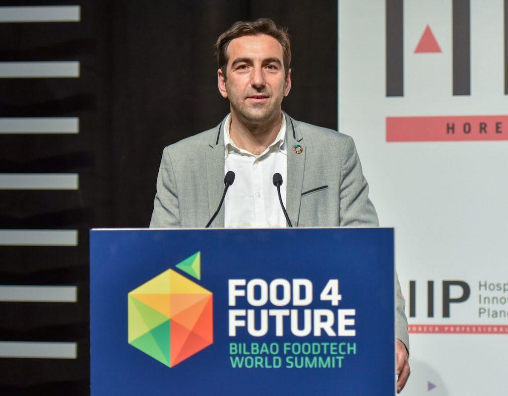 Sergio Fabregat - Food4Future