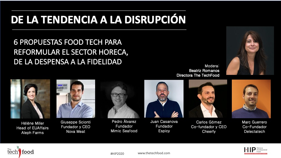 HIP-2020-Sesión Food Tech