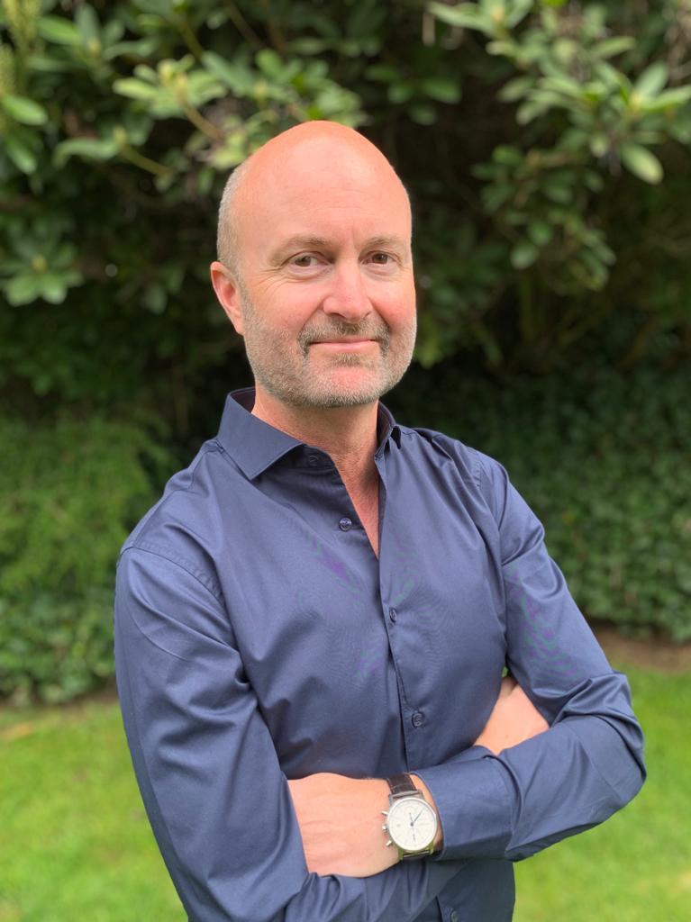 Patrick Morris, CEO de Eat Beyond Global
