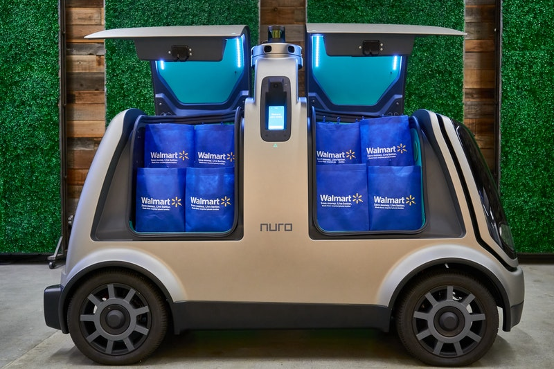 Nuro-low-touch-economy-of-food