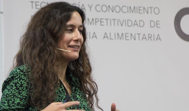 Silvia García de la Torre, Responsable Desarrollo de Negocio I+D+i CNTA