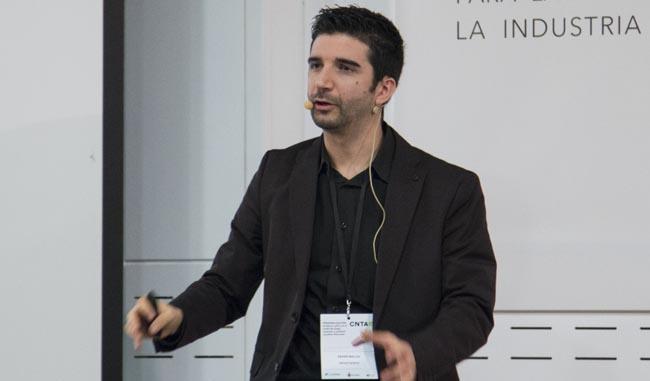 Jornada Personalización-CNTA-Xavier Mallol, Fundador Delectatech