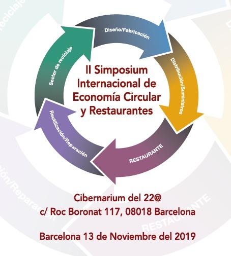 Simposio Economia Circular y Restaurantes Sostenibles