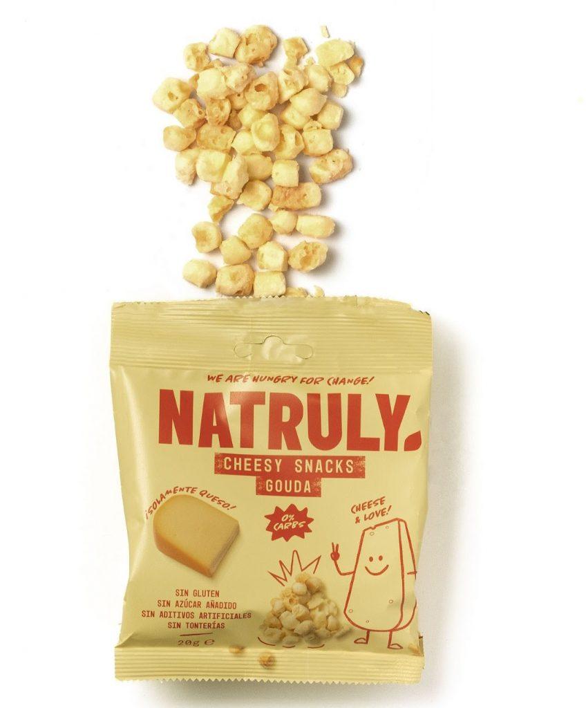 Snack saludable Natruly